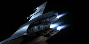 Viper engine flares by Snazz84