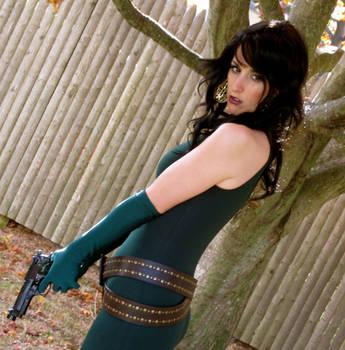 Madame Hydra by cosplaynut