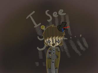 Phantom Freddy by Aliceinkittyworld
