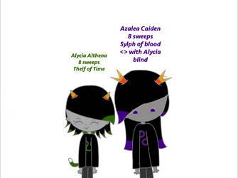 Those two fan trolls I was talking about by Aliceinkittyworld