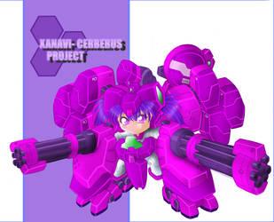 SD C-XANAVI Girl by MobileSuitGio