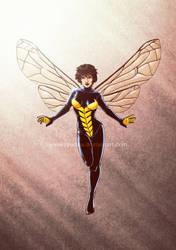 Wasp by ryodita