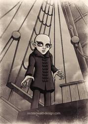 Mini Nosferatu by ryodita