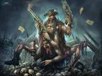 Blood Brothers by alikasapoglu