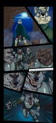 Akira the Singarti Hunter - 1st Mission  Page 2 by Nathan123qwe