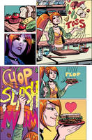 Girl Comics 2 by damnskippy