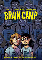 Brain Camp cover by damnskippy
