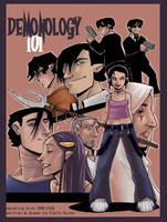 Demonology 101 - Evil by damnskippy