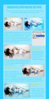 Tutorial: Frozen in Ice by reno-fan-girl