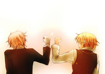 PH Friendship by ShionMion