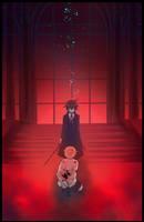 Pandora Hearts. Crimson Judgement by ShionMion