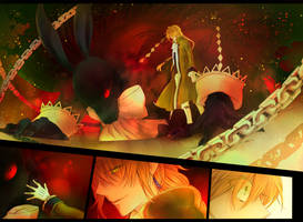 Pandora Hearts. Baleful by ShionMion