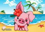Happy CNY 2019 (Year Of Pig) by JonWKhoo