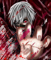 Kaneki Ken by Nai-Shiro