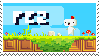 FEZ Stamp by BubbleRevolution