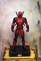 Deadpool by 13FireMoth