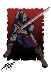 Darkest Dungeon - Crusader by TigerSakon