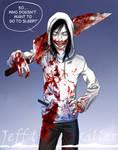 Fan Jeff the killer4 by Ashiva-K-I