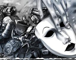Fan Masky4 by Ashiva-K-I