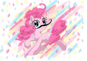 Pinkie Pie!! by HananPacha