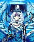 Snowmoon Princess by SuperLazy7