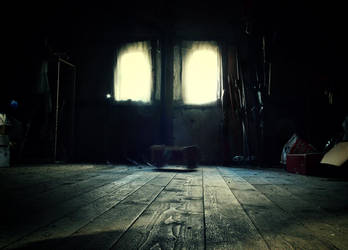 attic by pohlak