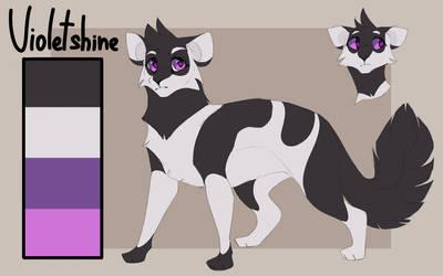 Violetshine by XxHimmelxX