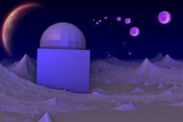 observatory of faraway by tsahel