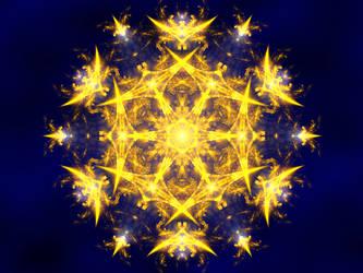 golden star by tsahel