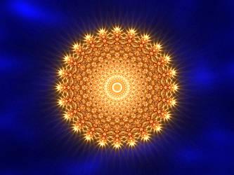 copper disc by tsahel
