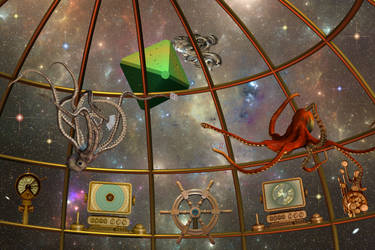 exploring space by tsahel