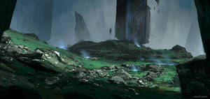 The green land by ramtin-s