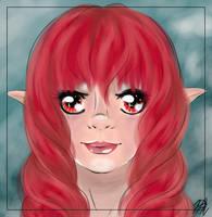 Elf by Pandatari