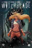 WITCHBLADE #2 Cover by BryanValenza