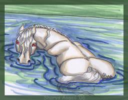 Kelpie: Dangerous Waters by SharysAogail