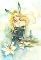 The Rabbit by PotatoPou