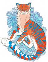 Tigris by MooncatsAndSparrows