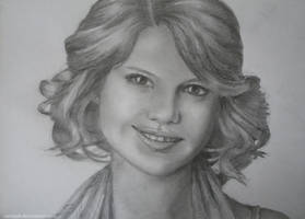 Selena Gomez by taratjah