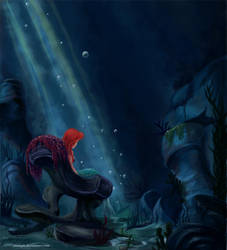 Under the Sea by taratjah