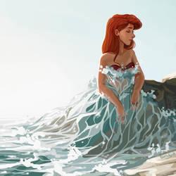 Ariel by taratjah