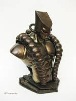 Sculpture and Custom - Jojo's Bizarre Adventure by HiroshiDavide