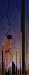 dancer // puppet [dawn] by Silly-Bat