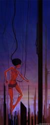 dancer // puppet [dusk] by Silly-Bat