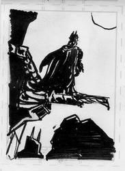 Dark Knight Ink 001 by Prototype66