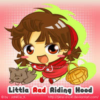 Little Red Riding Hood by J4ne-d-C4t