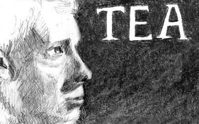 Tea label- John by leavetheviolinalone