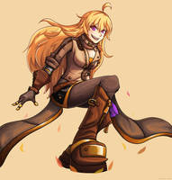 Yang Xiao Long V5 by D-WTF