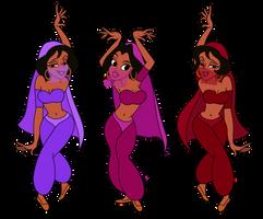 Dancing by SaJoJo