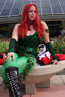 Poison Ivy and Harley Quinn by UndyingMagic