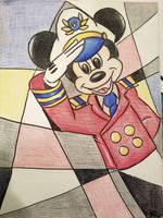 Captain Mickey 2017 by UndyingMagic